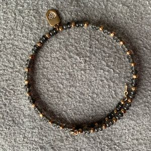 Heart intention bracelet